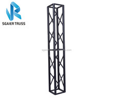 Durable lighting truss black and project truss black