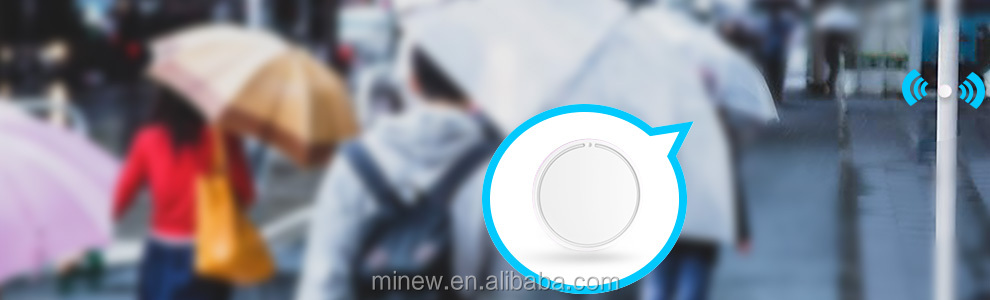 Waterproof Motion Sensor Bluetooth Beacon OEM ODM E7