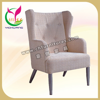 Soft furniture, Luxury single living room sofa chair YC-F020