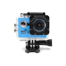 Private action camera waterproof 30M with wifi sport outdoor camera