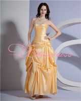 light yellow strapless long prom dress 2013 prom dresses uk plus size prom dresses
