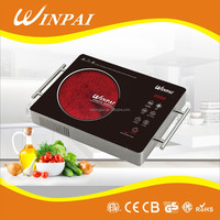Portable Handle National Electric ceramic infrared schott ceran induction cooker