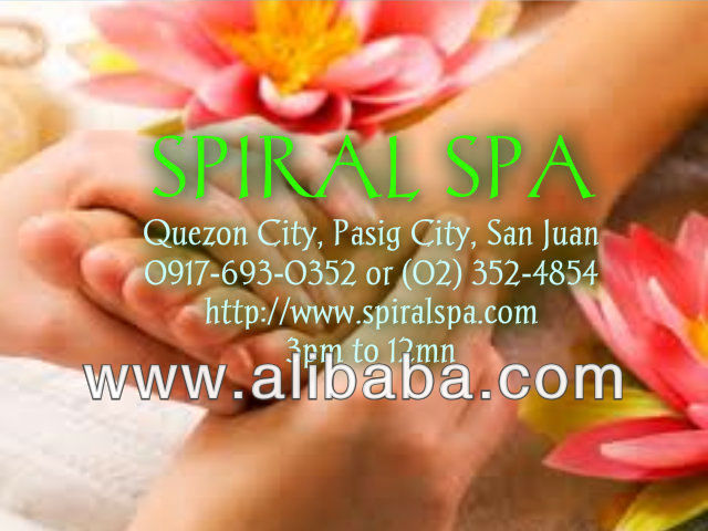 Spiral Spa home service massage Quezzon city