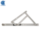 Aluminium/pvc windows fitting stainless steel friction stay