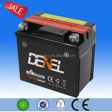 12v5ah best price motorcycle battery sealed maintenance free motorcycle battery