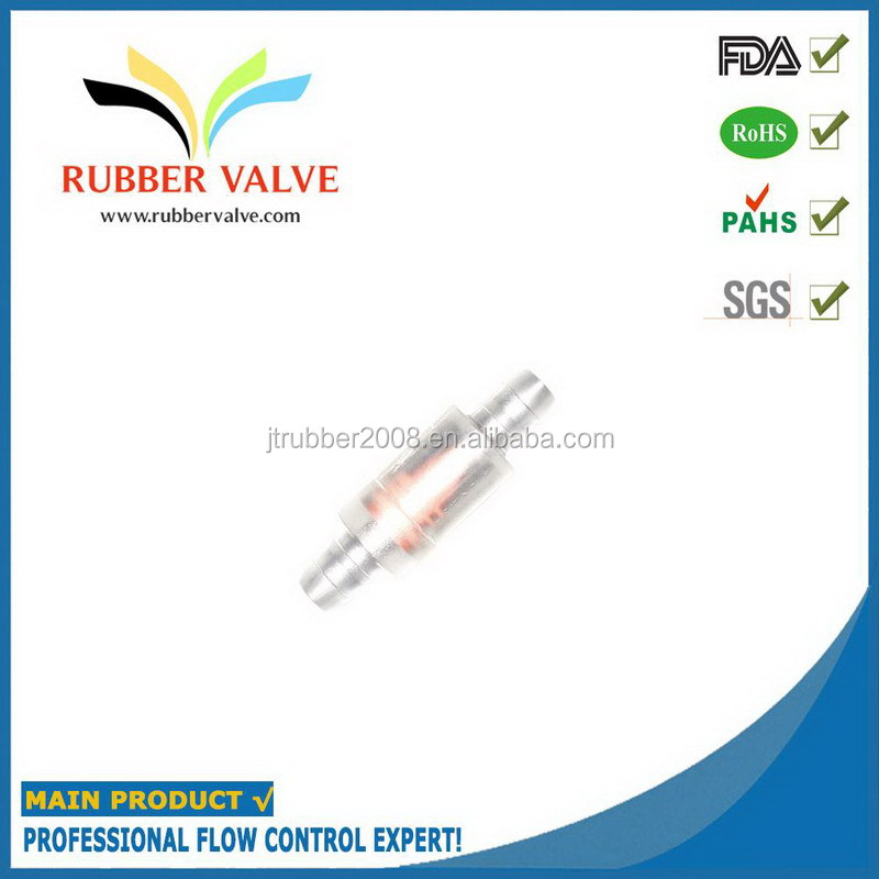 plastic duckbill mini pneumatic check valve