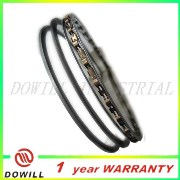 Diesel Engine Type and Piston Ring Type 76.5mm Piston Ring