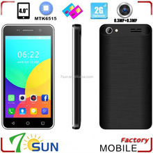 china wholesale Q4 lowest price china android phone