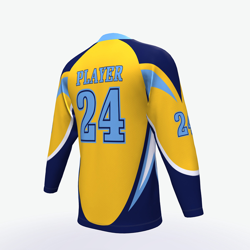 Top Quality Custom Design Printed Hockey Jerseys Wholesale