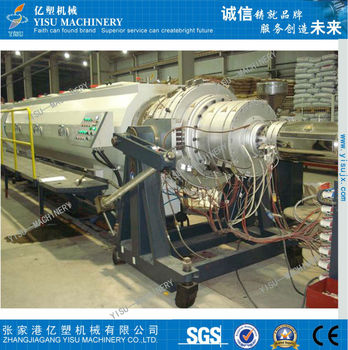 315-800mm Large Diameter PE Pipe Production Line/Large Diameter PE Pipe Making Machine