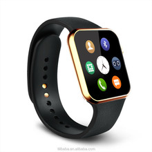 2015 New Smartwatch A9 Bluetooth Smart watch for Apple iPhone & Samsung Mobile Watch Phone with Heart Rate Monitor
