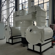 Copper coating plastic beads vacuum metallizing equipment