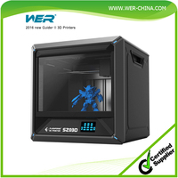 high precision 3d printer machine