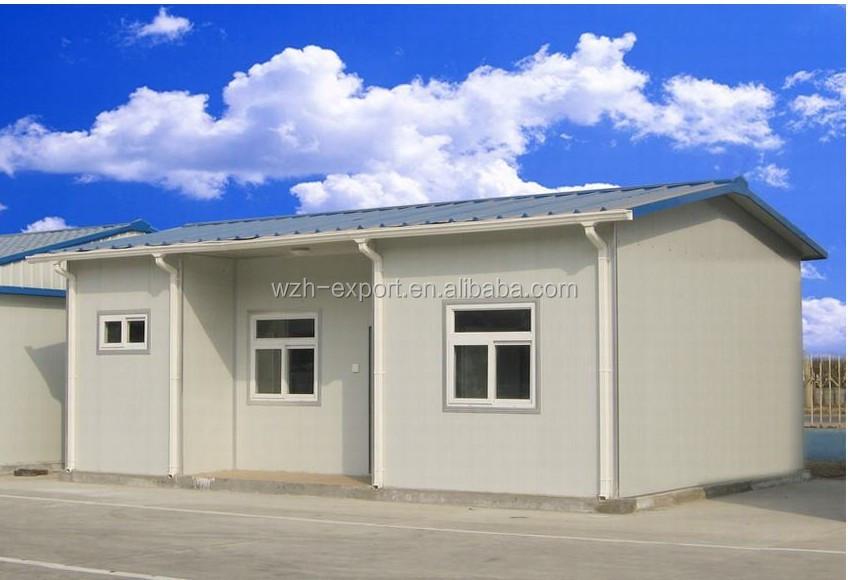 Quick erection Prefab house for temporary living/office/contruction site use