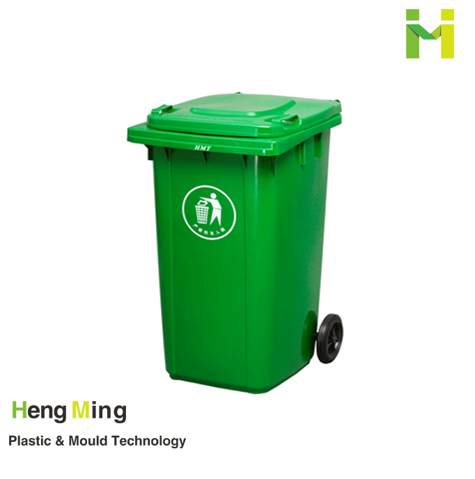 240 Litre Eco-Friendly Feature and Outdoor Usage foot pedal dustbin