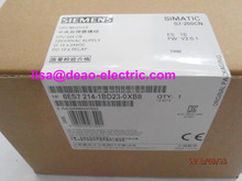 100% original 6ES7214-1BD23-0XB8 siemens S7-200 PLC CPU214 Original Made in siemens China