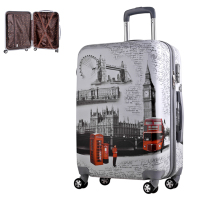 China Factory Gift Promotion Traveling Luggage