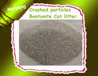 Factory pric crushed bentonite pet litter
