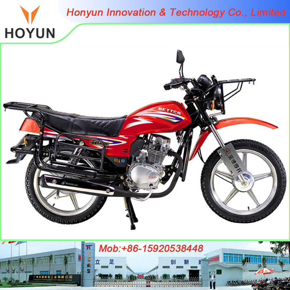 Hot sale in Middle East Loncin Haojin DAYUN CGL125 Cross dirt-bike off-road motorcycles