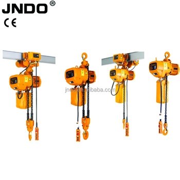 125 kg electric chain hoist