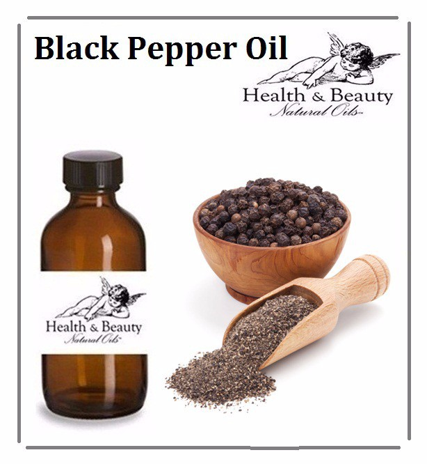 Как сделать масло из чёрного перца