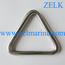 Marine Hardware and Rigging Hardwar Stainless Steel Triangle Ring