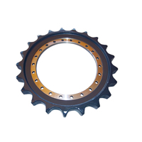 hot products black or orange chain sprocket wheel