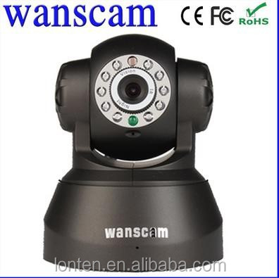 New wanscam JW0008 P2P Night Vision Two Way Audio Wireless/Wire Home Security IP Camera Baby Monitor Remote View