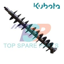 shaft screw for KUBOTA combine harvester spare part