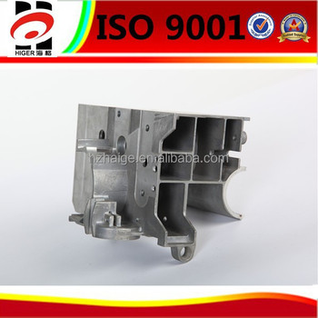 professional manufacturer custom make aluminum sand casting part/aluminum die casting part