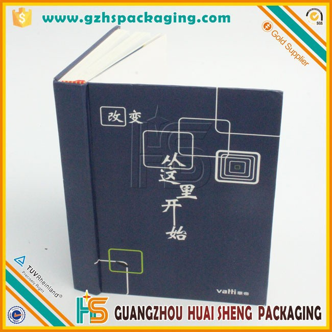 Grey Cardboard Notebook OEM Stationery/Wholesale Hardcover Notebook/