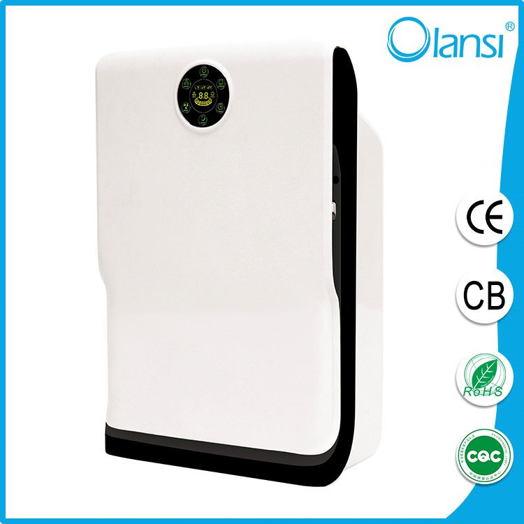 Olansi operating room air purifier,home fresh air purifier oxygen bar ionizer for home office hotel and smoking room use