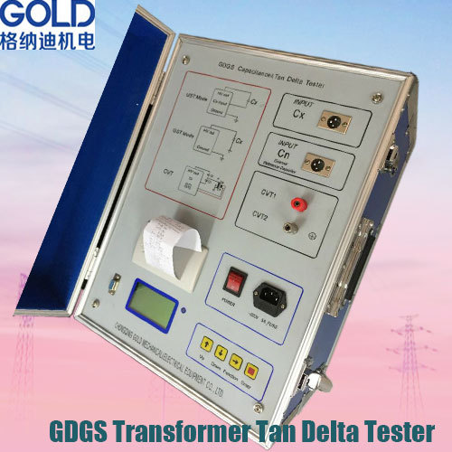 GDGS Automatic Tan Delta Tester for Transformer