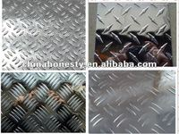 aluminum checkered plate3003 H14 / H24 thickness 2.5mm