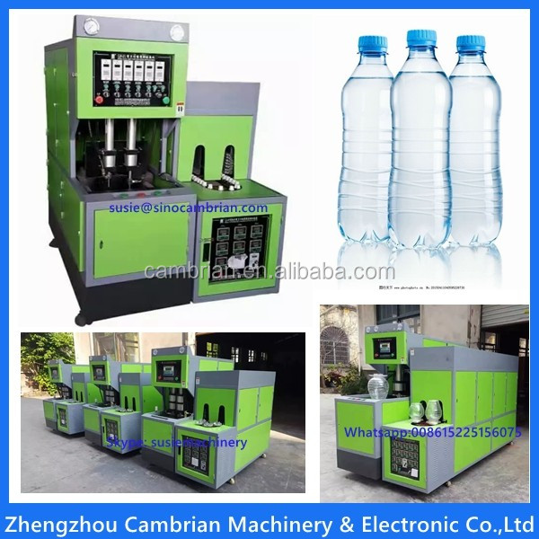 Thickness analysis pet 5 gallon blow molding machine with fast delivery