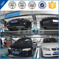PSH Double-layer puzzle automatic high quality car parking lot system/parking solution equipment