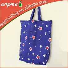 flower unique canvas beach tote bags with zipper closure