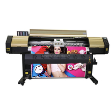 ICAN printer 1680M large format sublimation tarpaulin uv lamp digital printing double 5113 heads or DX5 or DX7