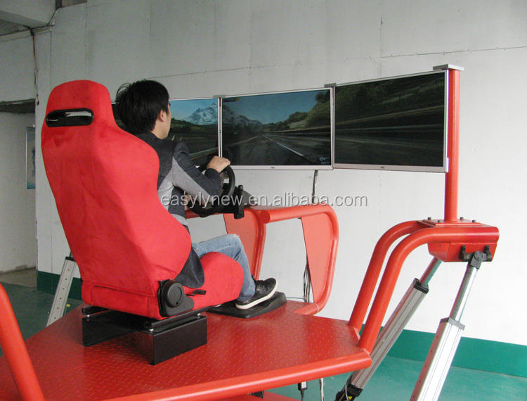 3 DOF 6 DOF dynamic platform,amusement equipment