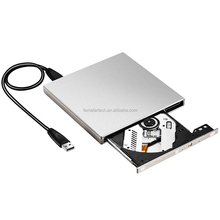 External USB 3.0 Burner DVD +RW/CD +RW Drive Portable Reader for MacBook MacBook Pro MacBook Air Laptops