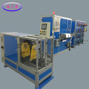 Fiber optical cable machine--Ribbon fiber optical cable secondary coating machinery and production line