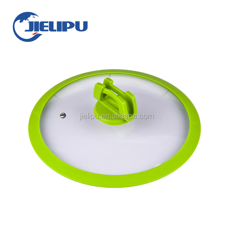 produce and sell food grade silicone Pot lid