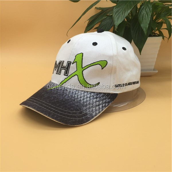 Hot sale welding embroidery logo design printing baseball cap