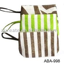 2011 natural straw bags