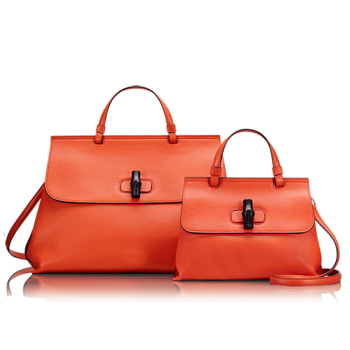 SP410 China Wholesale Fresh Stylish Women's PU Leather Handbag Sets
