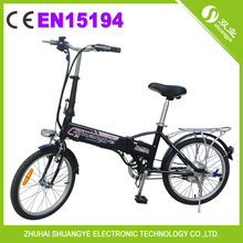 36V folding electric bicycle CE EN15194 A1