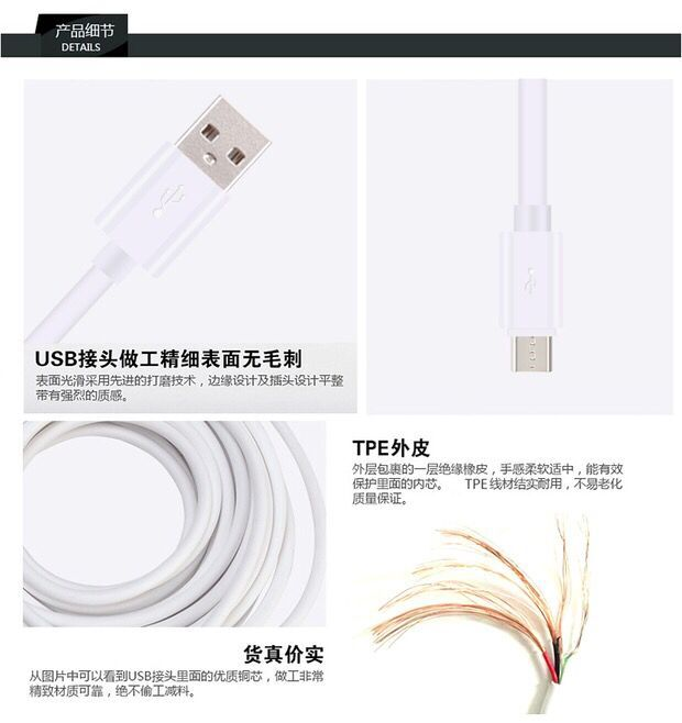 charging cable usb for Charging and Transfer Data