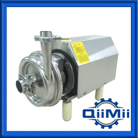 Sanitary Centrifugal Pump For Water, Milk, Wine Transfer