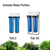 20 Inch Big Blue Folding Water Filter for JUMBO Filtration System