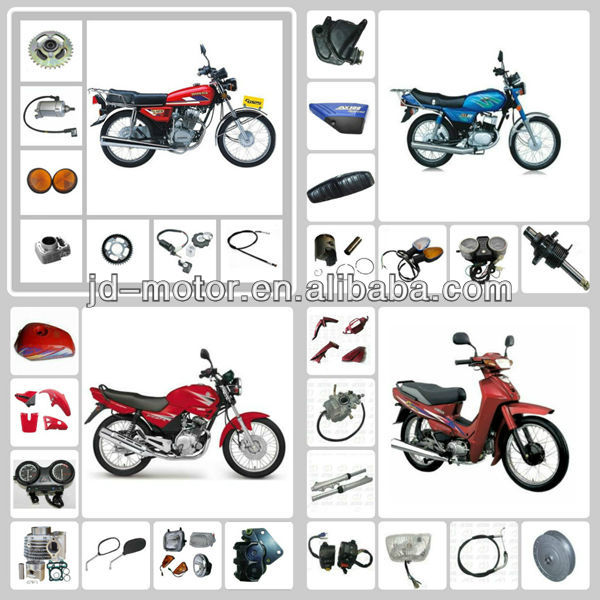 export Chinese motorcycle to colombia